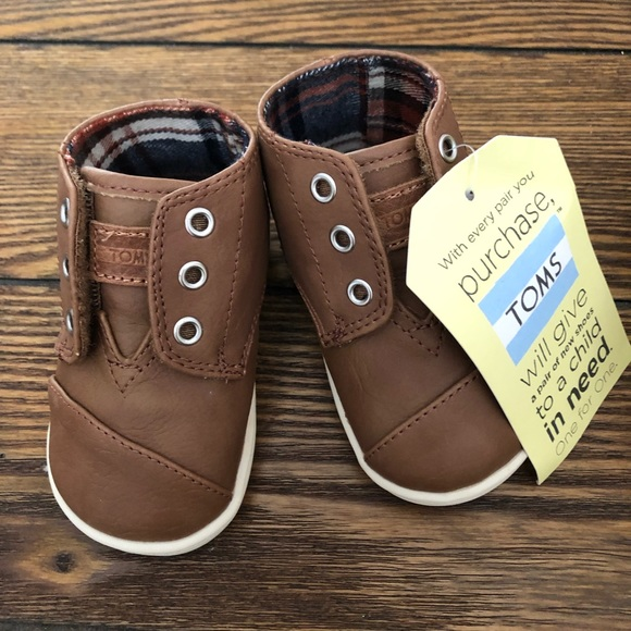 8322fd6fbbc TOMS Paseo Mid Boots Baby Toddler